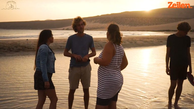 Sailing Shalom – 15. Fuerteventura & afscheid nemen