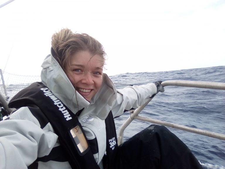 Nederlandse zeilster gered op Stille Oceaan