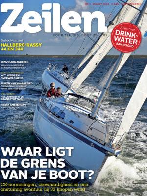 Zeilen Editie 03-2018 en Vakantiespecial