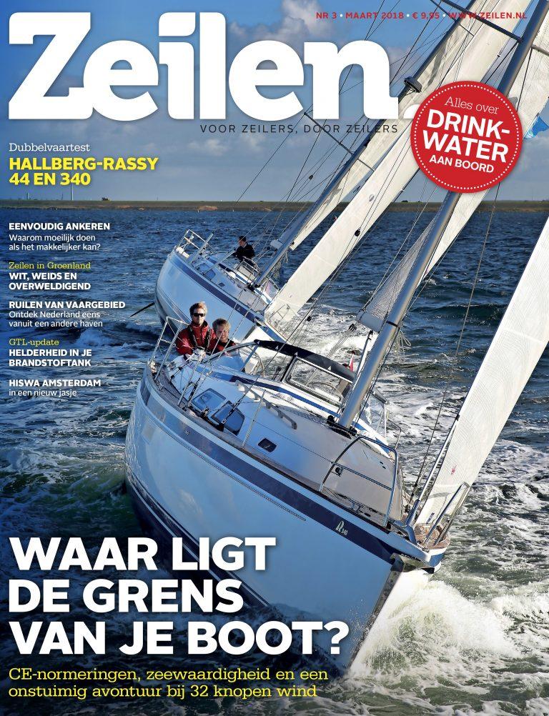 Zeilen 03-2018 en Vakantiespecial