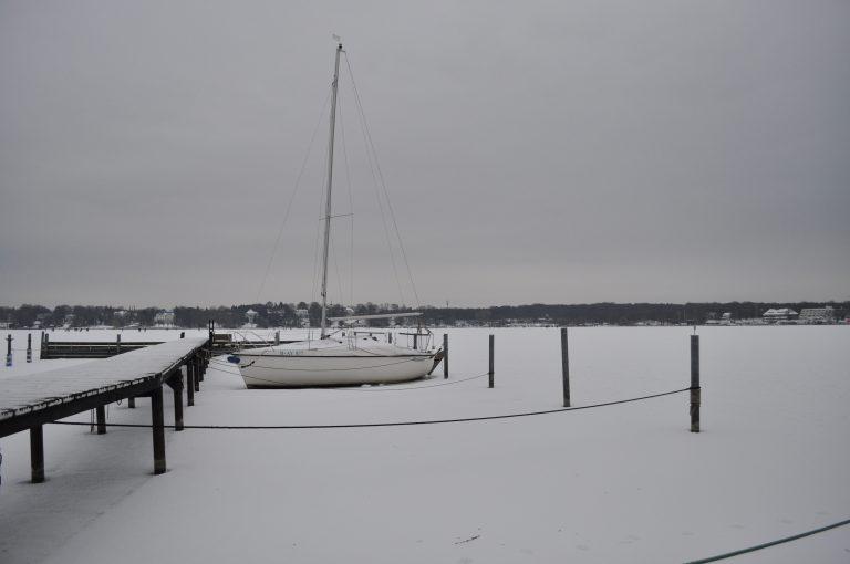 Je boot (zeil)klaar voor de winter: 4 stappen