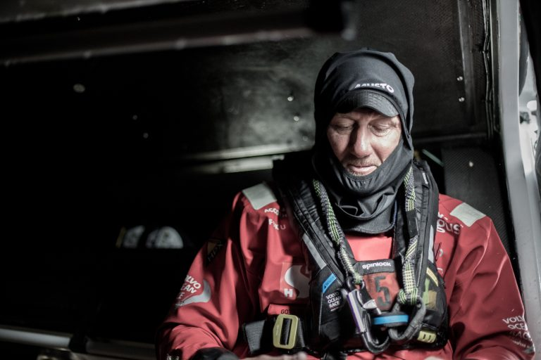 26 maart 2018: tragedie in de Volvo Ocean Race