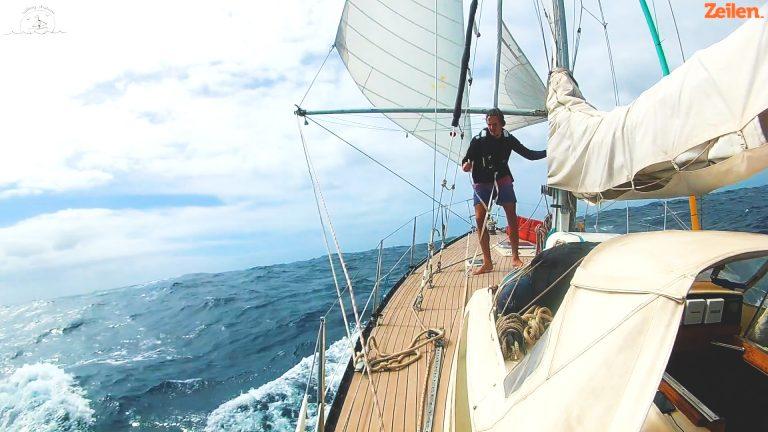 Sailing Shalom – 19. Naar de overkant