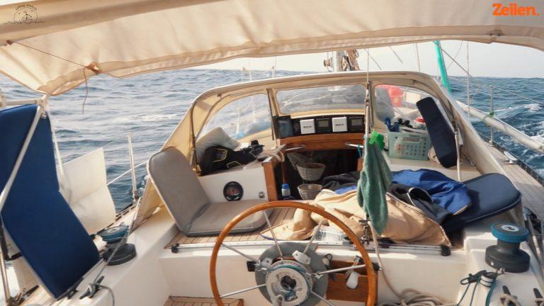 Sailing Shalom – 17. Oversteek naar Kaapverdië 1