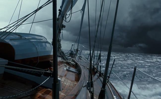Spannende filmtrailer: Adrift