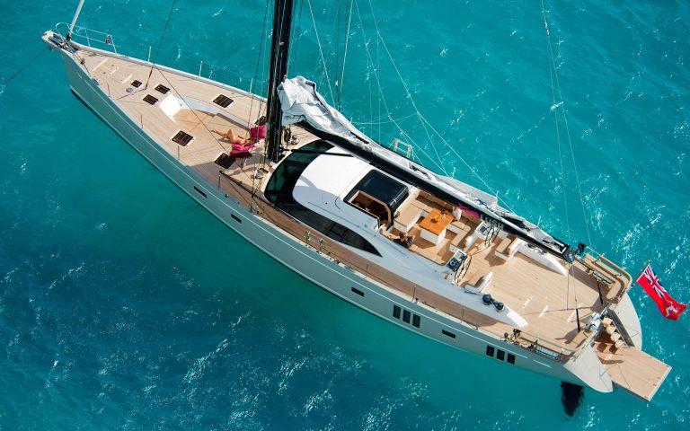 Doorstart voor luxemerk Oyster Yachts