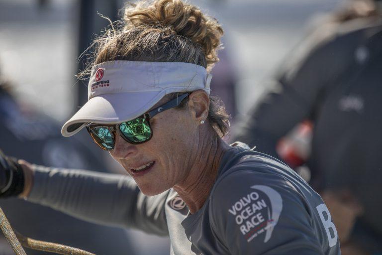 "Carolijn Brouwer: ""De race begint nu pas"""