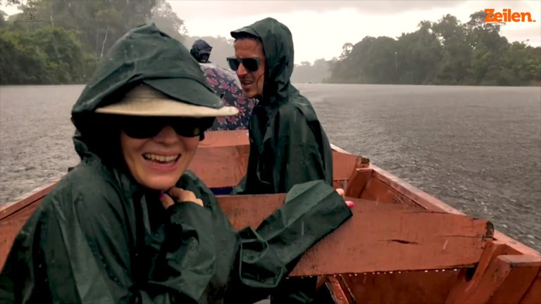 Sailing Shalom – 21. Suriname: Fawaka!