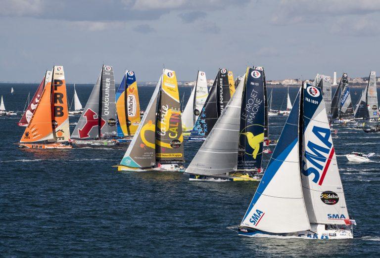 De Volvo Ocean Race met IMOCA's?