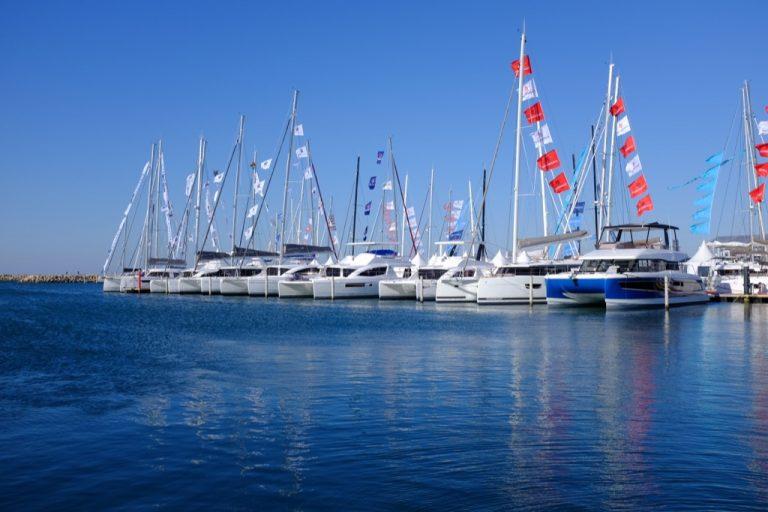 Volgende week start dé bootshow voor multihulls