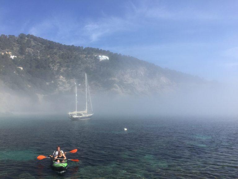 Sailors for Sustainability bezoekt Ibiza's Groene Hart