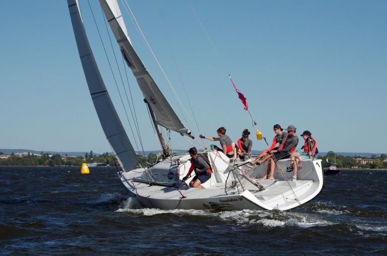 Team Dutch Wave in top 25 Match Race wereldranglijst