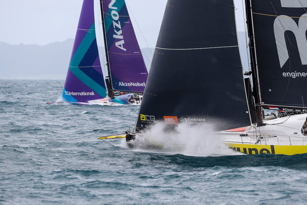 Haags duel: Team Brunel vs. Team AkzoNobel