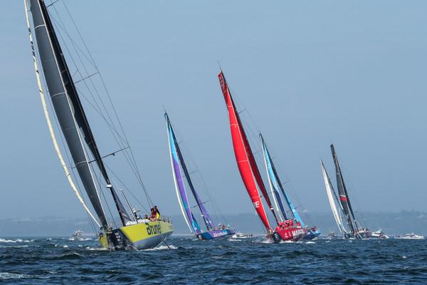 Team Brunel leidt vloot vanuit Newport
