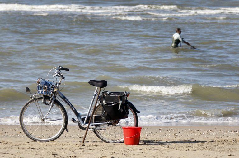 WK Zeezeilen met de fiets