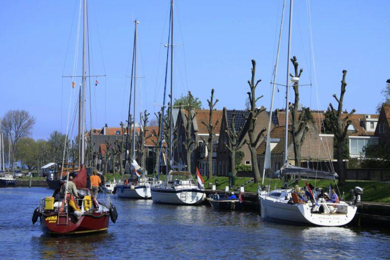 Medemblik Nautiek: Michiel de Ruyter in de Oosterhaven