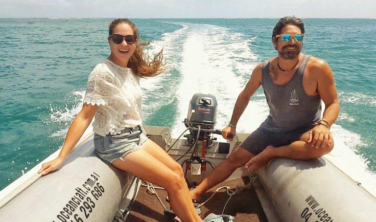 Sailing Shalom – 26. Grenada: regen en zonneschijn