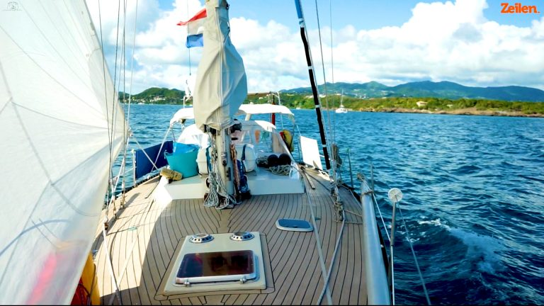 Sailing Shalom – 24. Waterpret op Grenada