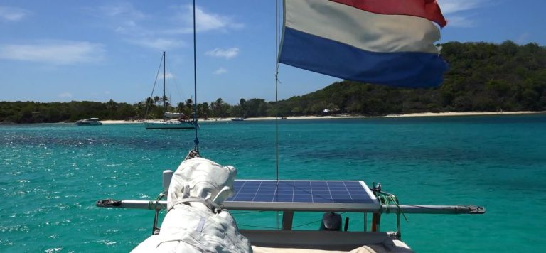 Sailing Shalom – 27. Paradijselijke bestemming