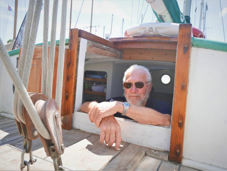 Sir Robin Knox-Johnston over de Golden Globe Race