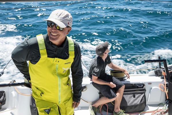 Volvo Ocean Race-veteraan Bouwe Bekking is jarig