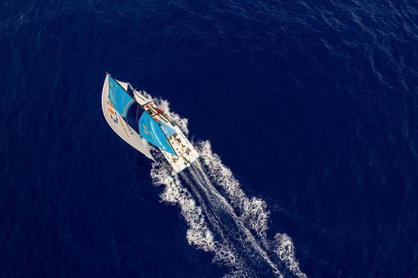 Dit is de route van The Ocean Race 2021-22 (en die eindigt niet in Scheveningen)