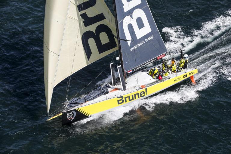 Zo wint Team Brunel de Volvo Ocean Race