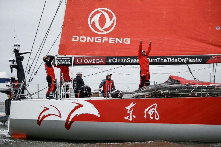 Dongfeng Race Team wint Volvo Ocean Race 2017-18