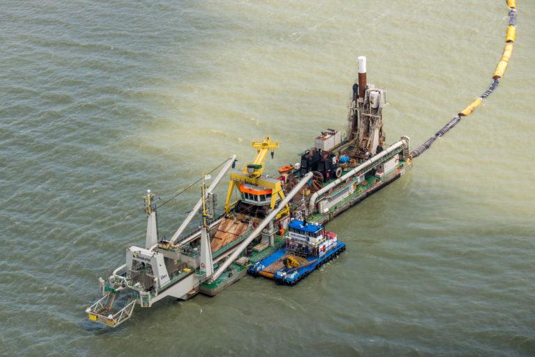 Groot baggerplan voor IJsselmeer