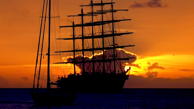 Sailing Shalom – 28. Van Tobago Cays naar Martinique