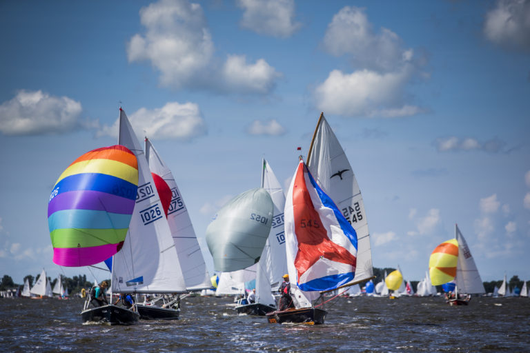 Watersportseizoen op volle toeren, want iedereen wil varen