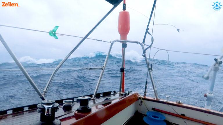 SY Anne Marie (S4A11): Storm op de Oceaan