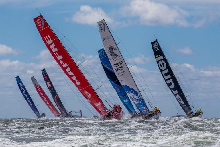 De Volvo Ocean Race 2017-18 in 12 minuten