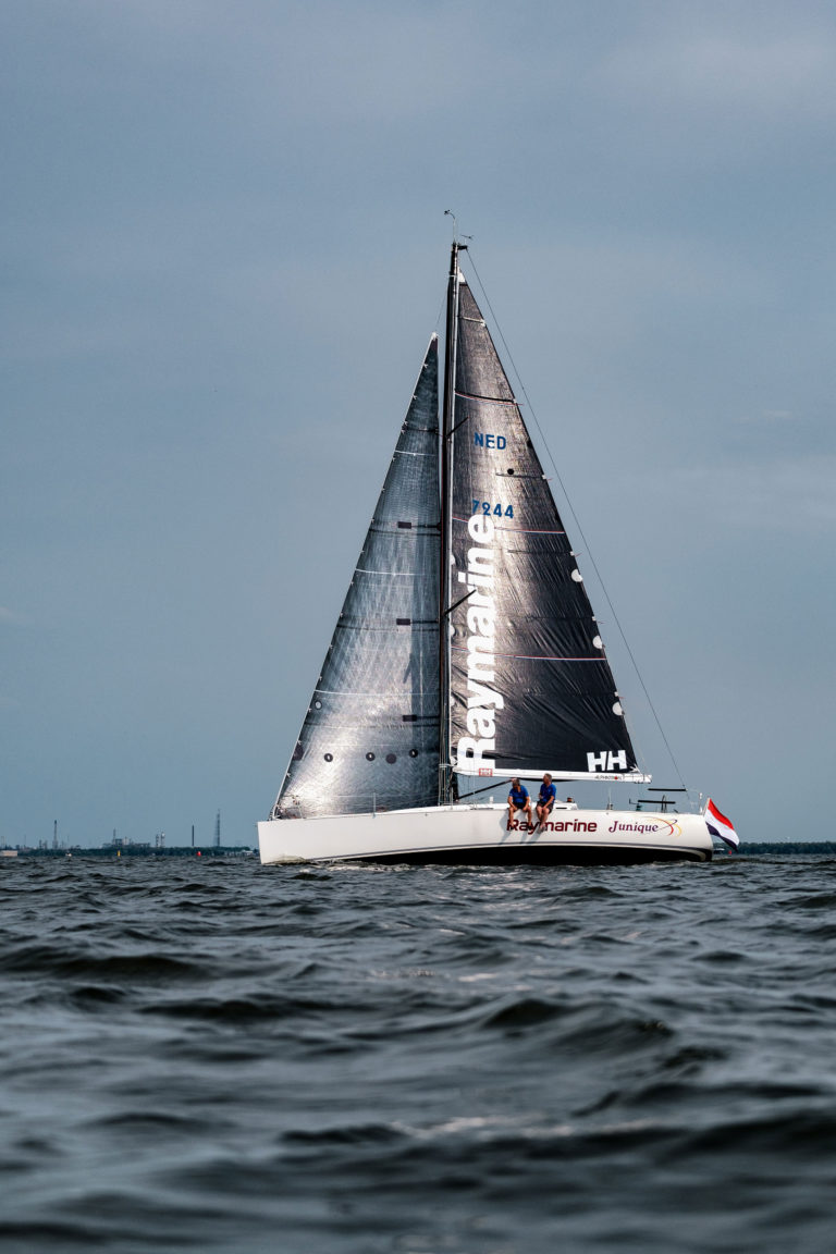 Nederlandse deelnemers in Round Britain and Ireland Race