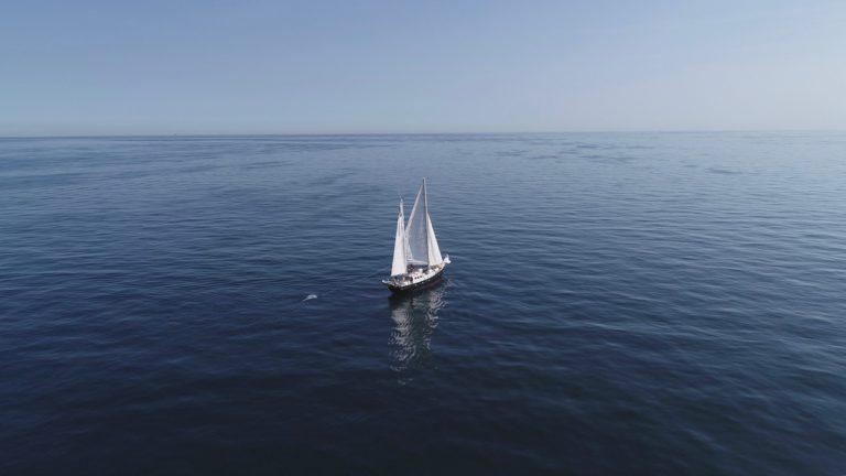 Nederlandse Noordzee boven 't Wad vol met plastic
