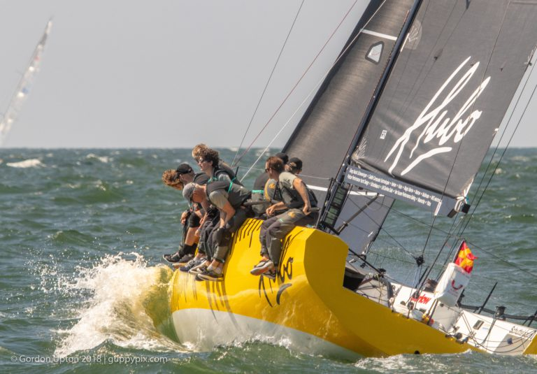 Blog Erik van Vuuren – 6. IRC Kampioen na moeilijk WK Zeezeilen