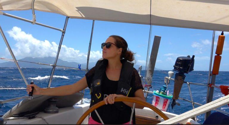 Sailing Shalom – 31. Pan-pan onderweg naar Antigua
