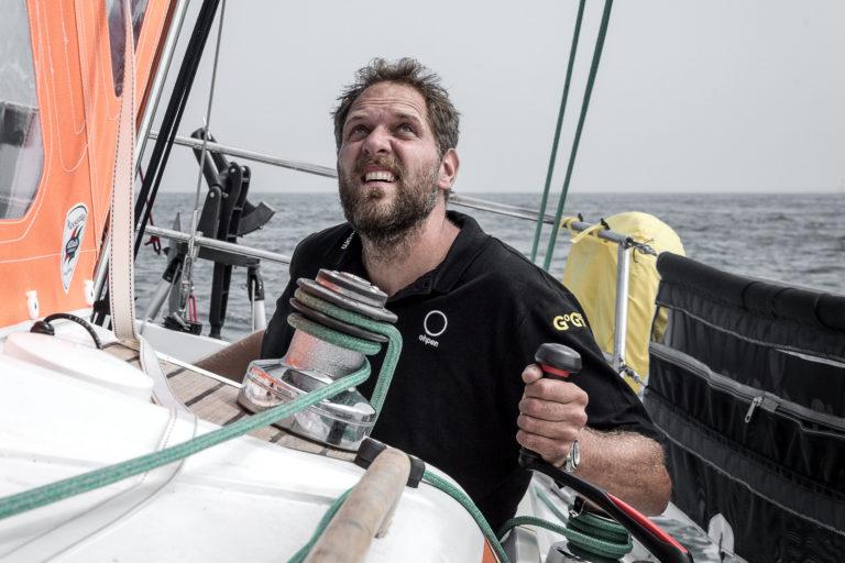 Mark Slats: 'Het spannendste moment van mijn leven'