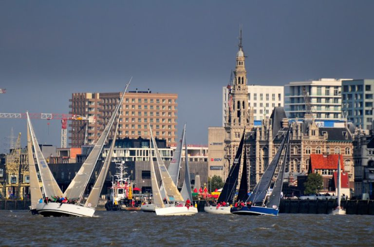 Van wedstrijd naar de winterberging tot Antwerp Race