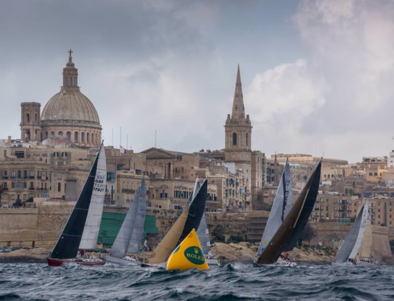 50 jaar Rolex Middle Sea Race