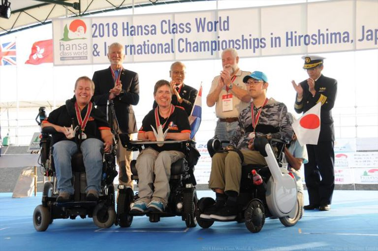 Nederlands succes tijdens WK Hansa in Japan