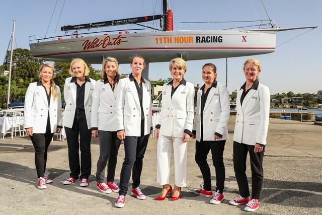 Rolex Sydney Hobart Yacht Race: eerste volledig professionele vrouwenteam