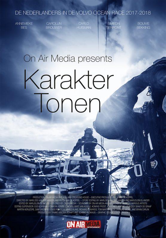 Volvo Ocean Race-film 'Karakter Tonen' in de bios