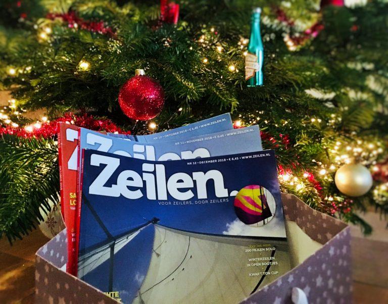 Zeilende cadeautips voor onder de kerstboom (deel 2)