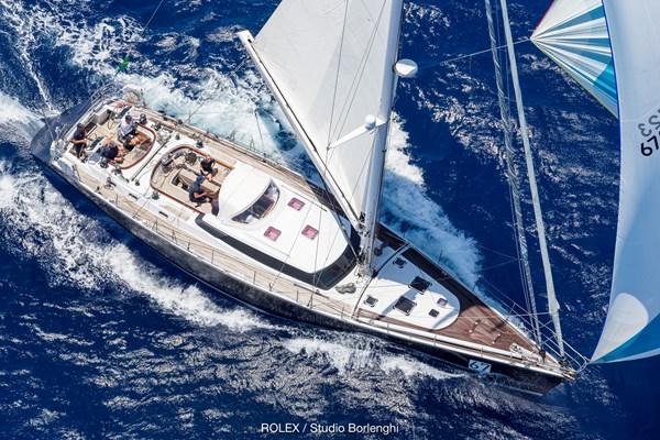 Zo verliep de Rolex Sydney Hobart Yacht Race