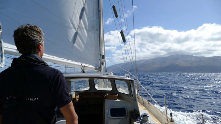 Sailors for Sustainability: Energie op El Hierro