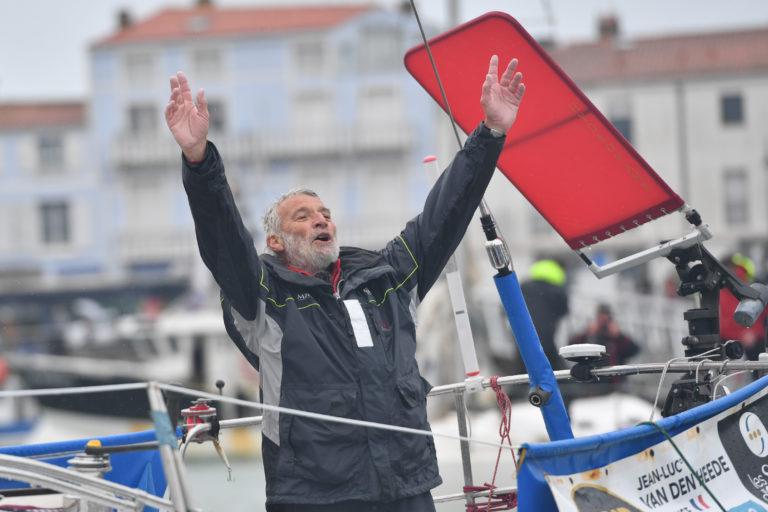 Jean-Luc van den Heede wint Golden Globe Race
