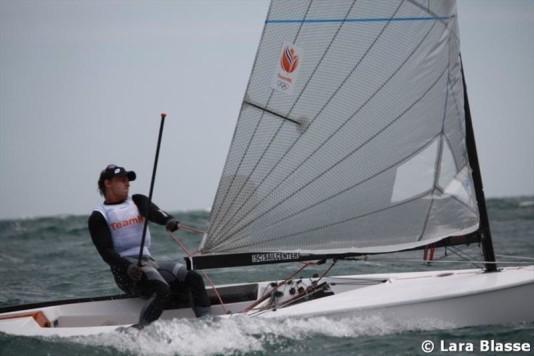 Finn Zeiler Nicholas Heiner tweede op Australisch kampioenschap