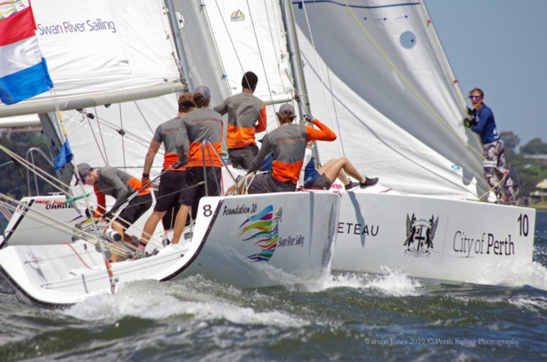 Matchracers van Team Dutch Wave winnen internationale competitie
