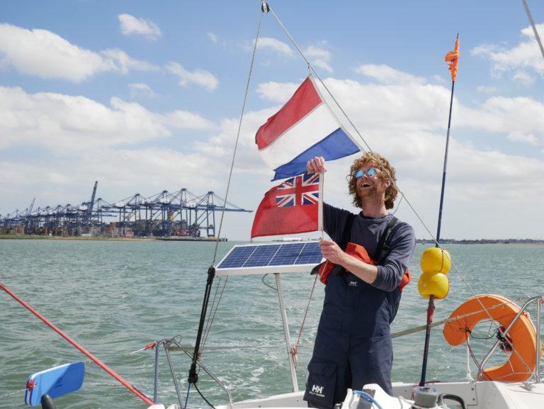 Zo vaar je veilig de Noordzee over met een klein jacht